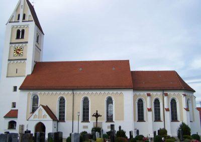 Pfarrkirche Hawangen